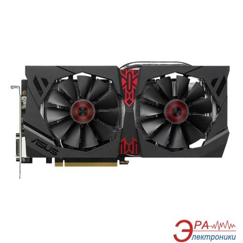 Видеокарта Asus ATI Radeon R9 380 4GB DDR5 Gaming Strix GDDR5 4096 Мб (STRIX-R9380-DC2-4GD5-GAM)