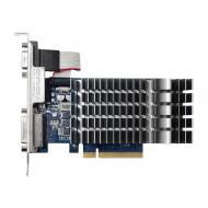 Видеокарта Asus GeForce GT 710 low profile silent GDDR3 1024 Мб (710-1-SL)