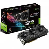Видеокарта Asus GeForce GTX 1080 STRIX GAMING GDDR5X 8192 Мб (STRIX-GTX1080-O8G-GAMING)