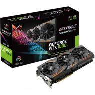 Видеокарта Asus GeForce GTX1080 GAMING STRIX ROG A GDDR5X 8192 Мб (STRIX-GTX1080-A8G-GAMING)