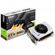 Видеокарта MSI GeForce GTX950 Overclocked mini White GDDR5 2048 Мб (GTX 950 2GD5 OCV1)