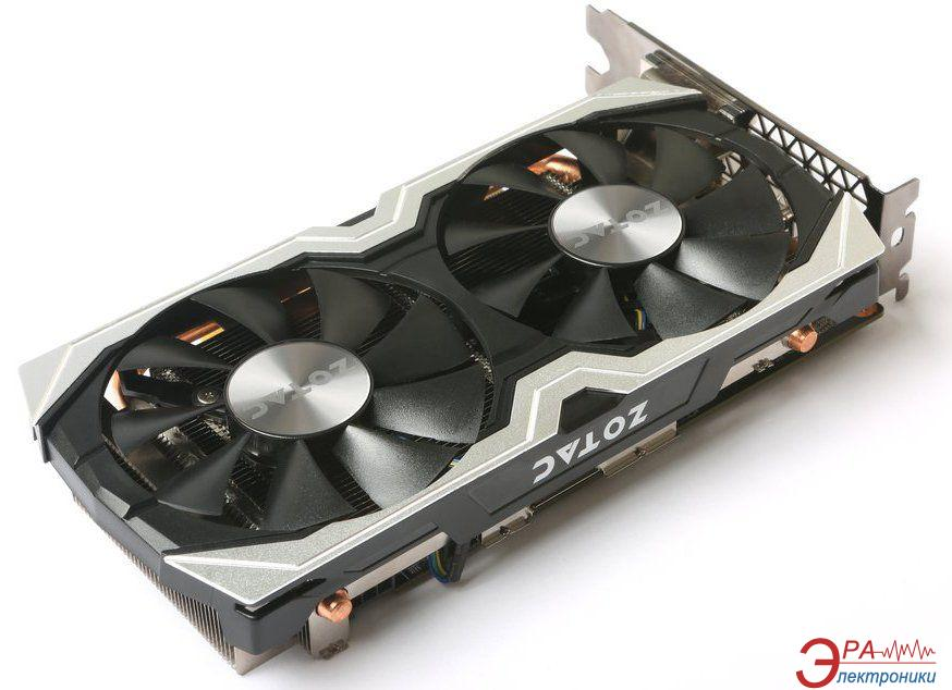 Видеокарта Zotac GeForce GTX 1060 MEDIUM GDDR5 6144 Мб (ZT-P10600B-10M MEDIUM)