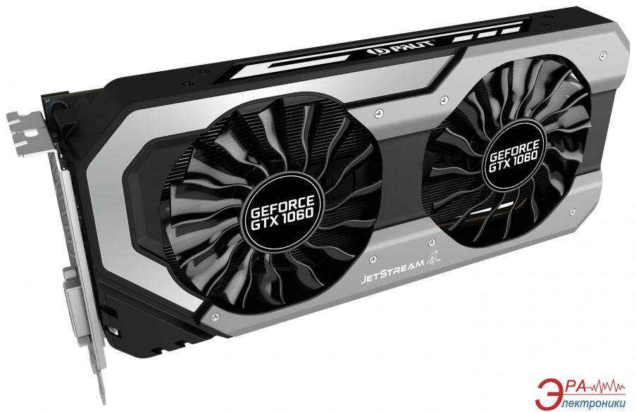 Видеокарта Palit GTX 1060 SUPER JETSTREAM (NE51060S15J9-1060J)