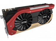 Видеокарта Gainward GeForce GTX 1080 Phoenix GDDR5X 8192 Мб (4260183363651)