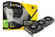 Видеокарта Zotac GeForce GTX1070 SUPER JETSTREAM GDDR5 8192 Мб (ZT-P10700F-10P)
