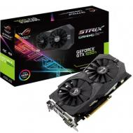 Видеокарта Asus GeForce GTX 1050 Ti ROG Strix 4GB GDDR5 (STRIX-GTX1050TI-O4G-GAMING)