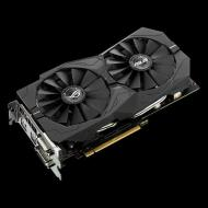 Видеокарта Asus GeForce GTX1050TI 4GB DDR5 Gaming Strix (STRIX-GTX1050TI-4G-GAMIN)