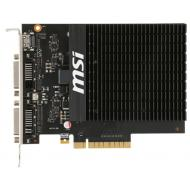 Видеокарта MSI GeForce GT 710 2GB GDDR3 (GT 710 2GD3H H2D)