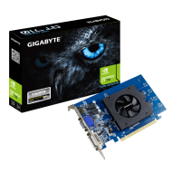 Видеокарта Gigabyte GeForce GT710 1GB DDR5 64bit LP (GV-N710D5-1GI)