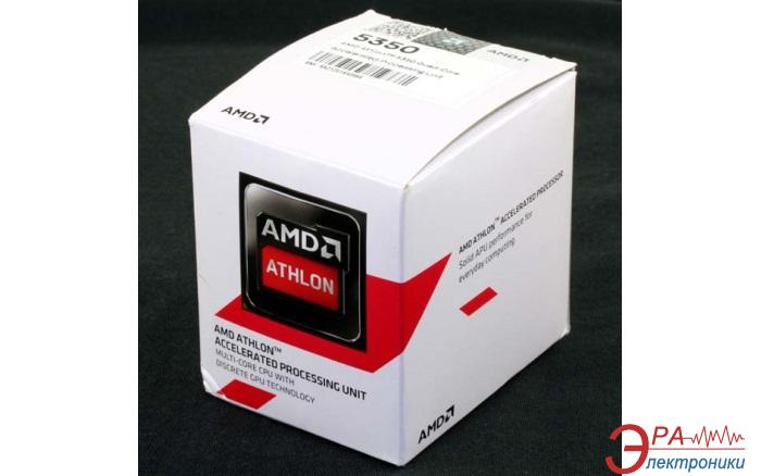 Процессор AMD Athlon X4 5150 (AD5150JAHMBOX) AM1 Box