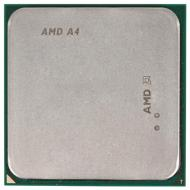 Процессор AMD A4 X2 4020 (AD4020OKHLBOX) socket FM2 Box