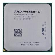 Процессор AMD Phenom II X2 B59 (HDXB59WFK2DGM) AM3 Tray