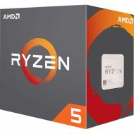 Процессор AMD Ryzen 5 1600X (YD160XBCAEWOF) AM4 Box