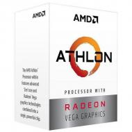 Процессор AMD Athlon 200GE (YD200GC6FBBOX) AM4 Box