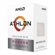 Процессор AMD Athlon 220GE (YD220GC6FBBOX) AM4 Box