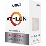 Процессор AMD Athlon 240GE (YD240GC6FBBOX) AM4 Box