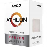 Процессор AMD Athlon 3000G (YD3000C6FHBOX) AM4 Box