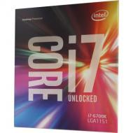 Процессор Intel Core i7 6700K (BX80662I76700K) Socket-1151 Box