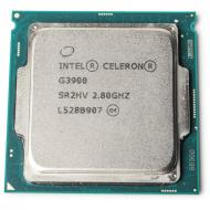 Процессор Intel Celeron G3900 (CM8066201928610) Socket-1151 Tray