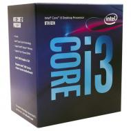 Процессор Intel Core i3 8100 (BX80684I38100) Socket-1151 Box