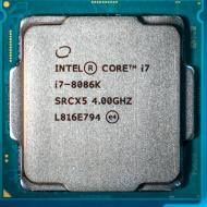 Процессор Intel Core i7 8086K (BX80684I78086K) Socket-1151 Box
