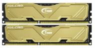 DDR3 2x8 �� 1600 ��� Team Vulcan Yellow (TLYED316G1600HC10ADC01)
