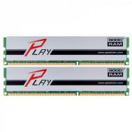 DDR3 2x4 Гб 1866 МГц Goodram PLAY Silver (GYS1866D364L9AS/8GDC)