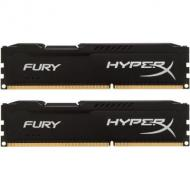DDR3L 2x8 Гб 1866 МГц Kingston LoFury (HX318LC11FBK2/16)