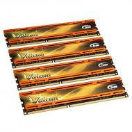 Оперативная память DDR3 4x8 Гб 2133 МГц Team Xtreem Vulcan UD-D3 ORANGE (TLAD332G2133HC11AQC01)