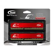 DDR3 2x8 Гб 1600 МГц Team Elite Plus Red (TPRD316G1600HC11DC01)