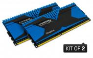 DDR3 2x4 Гб 1866 МГц Kingston Predator (HX318C9T2K2/8)