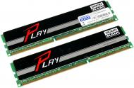 DDR3 2x4 Гб 1600 МГц Goodram PLAY Black (GY1600D364L9S/8GDC)