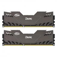 DDR3 2x8 Гб 2400 МГц Team Dark Gray (TDGED316G2400HC11CDC01)