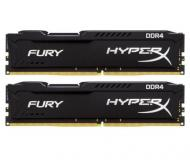 DDR4 2x8 �� 2666 ��� Kingston HyperX Fury Black (HX426C15FBK2/16)