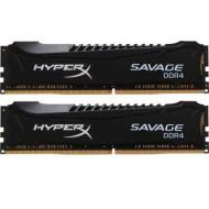DDR4 2x4 ГБ 2666 МГц Kingston Savage Black (HX426C13SBK2/8)