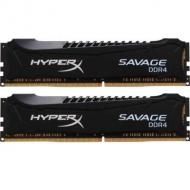 DDR4 2x4 ГБ 3200 МГц Kingston Savage Black (HX430C15SBK2/8)