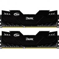 DDR4 2x8 ГБ 3000 МГц Team Dark Black (TDKED416G3000HC15ADC01)