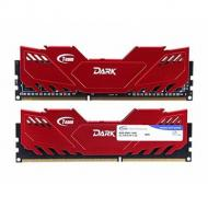 DDR4 2x8 ГБ 2666 МГц Team Dark Red (TDRED416G2666HC15ADC01)