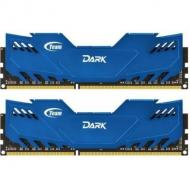 DDR4 2x8 ГБ 2666 МГц Team Dark Blue (TDBED416G2666HC15ADC01)