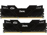 DDR4 2x4 ГБ 2666 МГц Team Dark Black (TDKED48G2666HC15ADC01)