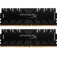 DDR4 2x8 ГБ 3333 МГц Kingston HyperX Predator Black (HX433C16PB3K2/16)