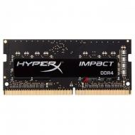 Оперативная память SO-DIMM DDR4 8 Gb 2666 МГц Kingston HyperX Impact (HX426S15IB2/8)