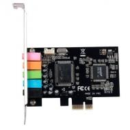 Звуковая карта Manli C-Media 8738 PCI-E 6(5.1) bulk (M-CMI8738-PCI-E)