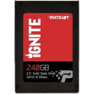SSD накопитель 240 Гб Patriot Ignite (PI240GS325SSDR)