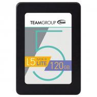 SSD накопитель 120 Гб Team L5 Lite OEM (T2535T120G0C101)