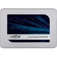 SSD накопитель 250 Гб Crucial MX500 (CT250MX500SSD1)