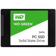 SSD накопитель 240 Гб WD Green (WDS240G2G0A)