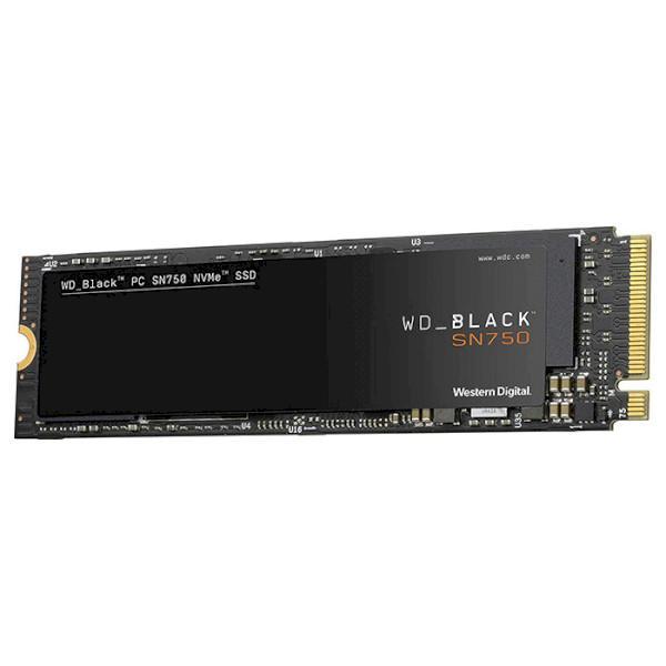 SSD накопитель 1 Тб WD Black SN750 (WDS100T3X0C)