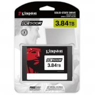 SSD накопитель 3.84 Тб Kingston DC500R (SEDC500R/3840G)