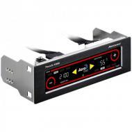 Регулятор оборотов кулера AeroCool Touch 1000 Black (EN 55338)